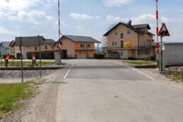 Section Pragersko–Cirkovce; Level crossing 3.5 Pongerce